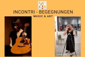 Foto Flyer Music & Art